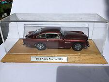 DANBURY MINT 1965 ASTON MARTIN DB5 MIB WITH DISPLAY UNIT