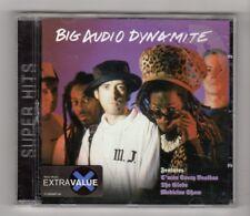 (HZ365) Big Audio Dynamite, Super Hits - 1999 CD