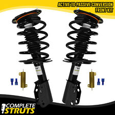 2006-2011 Cadillac DTS Front Electronic Conversion to Passive Complete Struts