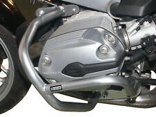Paramotore Crash Bars HEED BMW R 1200 R (07-14) - Basic argento
