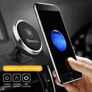 Baseus 360° Magnetic Dashboard Car Mount Phone Holder Universal Magnet Stand