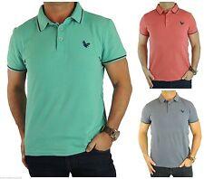 Markenlose unifarbene Herren-T-Shirts aus Baumwolle