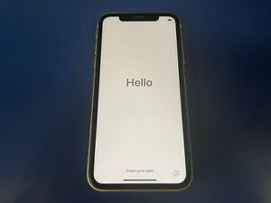 Apple iPhone 11 - 64GB - Yellow (Unlocked) A2111 (CDMA + GSM)