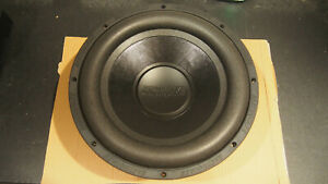 """EARTHQUAKE MINIME 12"""" P12 4 OHM HOME THEATER SUB SUBWOOFER REPLACEMENT"""