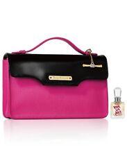 Juicy Couture Viva La Juicy Eau de Parfum 0.17oz Splash & Clutch Bag Makeup Case