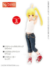 Azone Picco Neemo 1/12 size doll tank top shirt clothes kawaii anime figure