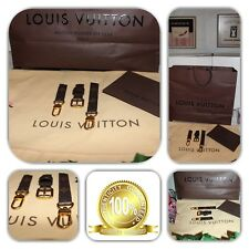 STYLISH LOUIS VUITTON REPLACEMENT CLIPS/HARDWARE STRAPS!