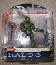 "Halo 3 Series 3 ""Spartan-117 Master Chief"" Action Figure (Xbox 360/One/X) NEW"