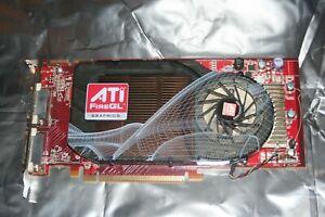 ATI FIREGL GRAPHICS CARD  V5600 512MB PCI-E DDR4 128 BIT DUAL DVI