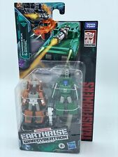 Transformers Siege War Of Cybertron Earthrise Micromaster Bombshock & Growl Pack