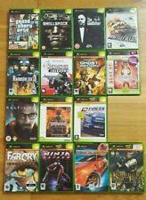 Xbox Original Game Bundle Job Lot ⚡️ 16 Games Grand Theft Auto GTA San Andreas