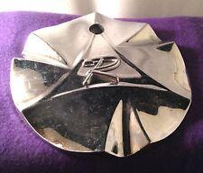RONAL CHROME Custom Wheel Center Cap Caps (SET OF 1) *PN# M307