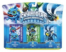 Skylanders Spyros Adventure Giants WRECKING BALL STEALTH ELF SONIC BOOM Swap