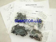 NEW 06 07 ZX10R ZX-10 ZX-10R COMPLETE FAIRING BOLTS KIT