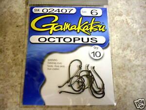 Ami Circle Nautilus Light Size 6//0 Gamakatsu Japan Hooks Fishing drifting tuna