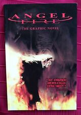 Graphic novel-angel fire - (English language) - Atmospheric and Killer Concept