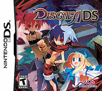 USED Disgaea Nintendo DS Cartridge Only Super Clean