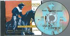 "SMOKY DAWSON     ""Smoky Dawson and Friends""     Rare 95 Dino CD"