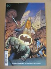 Gotham City Monsters #1 DC Universe 2019 Series Variant 9.6 Near Mint+
