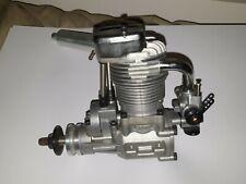 SAITO FA-80 Nitro 4-Stroke Glow Engine RC & Muffler