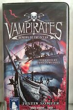 Vampirates Demons of the Ocean by J Somper: Unabridged Cassette Audiobook (GG5)