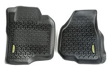 Fits Ford F250 2011-2012Black  Floor Liners Front  398290208