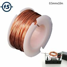 10m Magnet Wire 0.5mm Enameled Copper Wire Magnetic Coil Winding For Making