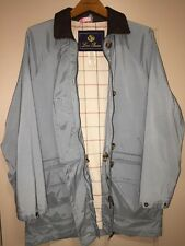 Ladies LORO PIANA JACKET-L 1992 Olympic HORSEY-STORM SYSTEM-OverCoat/FieldCoat
