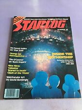 STARLOG MAGAZINE ISSUE 38 SEPTEMBER 1980 CLOSE ENCOUNTERS DeFOREST KELLY GALAXIN