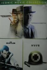 4 Classics The Hustler French Connection Butch Cassidy & the Sundance Kid Mash