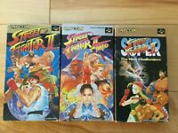 Lot Street Fighter 2 turbo SUPER SFC Super Famicom Japan NTSC-J SNES Tested Work