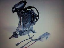 OS GF 40 mit F-6040 Schalldämpfer Graupner 1420