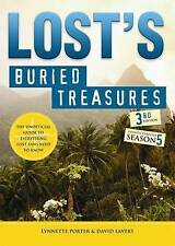 """Lost's"" Buried Treasures,Lynette Porter, David Lavery,New Book mon0000012605"