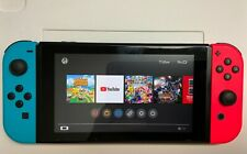 Nintendo Switch 32GB W/ Red and Blue Joy-Con HAC-001 - Used - 64GB SDXC