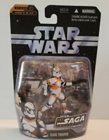 Hasbro Star Wars The Saga Collection - Clone Trooper W/ Hologram Figure