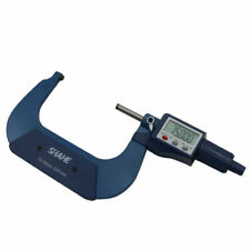 Shahe 75 100mm 0001mm Digital Tube Micrometer With Single Round Head
