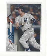 2020 Topps Vintage Stock #562 Gio Urshela Yankees /99