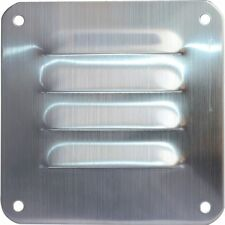 Stainless Steel Vent 120x120mm