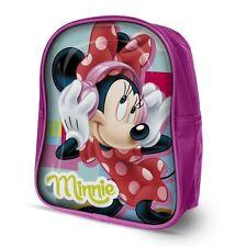 Souris de Minnie Disney rose sac à dos enfants Mouse sac sac à dos Maternelle