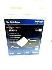 *** 100% BRAND NEW*** Brother HL-L2340 DW Monochrome Laser Printer ( NO INK)