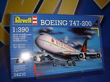 Maqueta Revell-nueva-BOEING 747-200 sin uso, nuevo