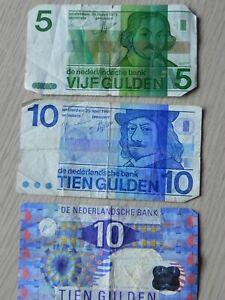 Gulden olanda banconote