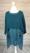 Linen Boho Tunic, Kaftan Tops & Shirts for Women