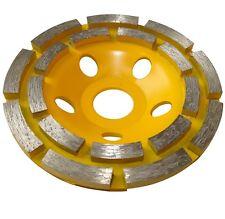 Disque diamant à poncer 110mm 22.23mm assiette pour meuleuse 115mm béton pierre