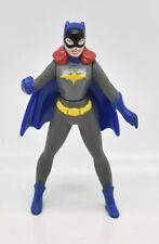 "Batman The Animated Series McDonalds Batgirl DC Comics Loose Figure 1993 3.5"""