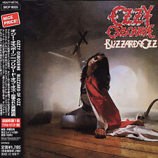 Blizzard of Ozz [Bonus Track] by Ozzy Osbourne (CD, Jun-2002, Sony Music Distribution (USA))
