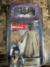 DC Movie Masters Batman The Dark Knight SCARECROW Action Figure NEW MIB