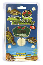 Zoo Med Digital Aquatic Turtle Thermometer Green Free Shipping
