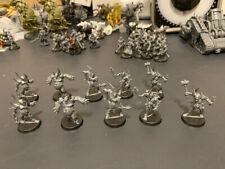 Warhammer 40K C.S.M Death Guard unprimed Poxwalkers x15 0152