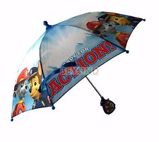 "PAW Patrol Molded Handle Umbrella ""READY FOR ACTION!"""
